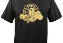 Camisetas de Grupos Rock y Metal