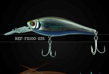 iscas / lures / fishing lures / iscas
