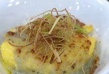 Polenta(Cooked Corn Meal)