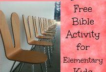 Christian Education Activities