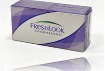 FreshLook ColorBlends 2 Stück / Ihre modischen Farblinsen für einen blendenden Effekt! FreshLook Colorblends sind weiche Monatslinsen für die harmonische Farbveränderung heller und dunkler Augen. Die besonders natürliche Irisstruktur der Kontaktlinsen schenkt Ihren Augen einen ausdrucksstarken, strahlenden Blick. Die qualitativ hochwertigen Linsen bieten Ihnen angenehmen Komfort. Zusätzlicher Pluspunkt der FreshLook Colorblends ist der integrierte UV-Schutz.