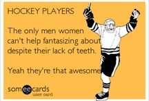 Hockey things