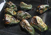 POBLANO preserving recipes / by Paula Quinene