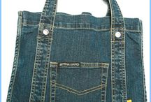 Brilliant ideas/What to do with old jeans / Amazing ways to recycle old jeans