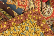 Caswell County / Fabric collection designed by Jo Morton