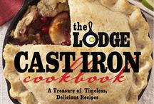 ...LODGE Cast Iron... / by Cassandra Louise