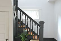 Staircases & entrance halls