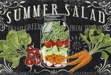 salad project