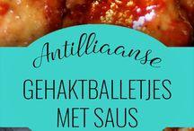 Antilliaanse gerechten
