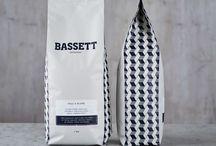 Bassett Espresso / Bassett Espresso Brand identity, Brand strategy, Packing and e-Commerce website.