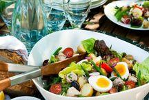 simply salad / by Lynne Stevenson