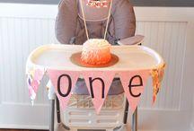 Mileys 1st birthday / by Ashley Van Ryn