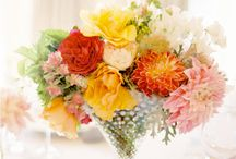 Centerpieces / Tablescapes / by Emily Edwards at Your Heart's Desire