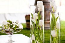 small flower arrangements