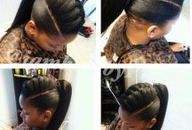 Weaves and hairstyles / Hair, hair,hair
