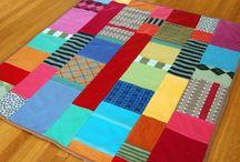 Old Wool blankets re made / Blanket