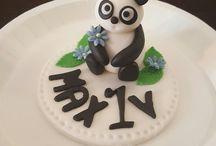 decorations for cake (sugarfondant)