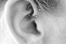 piercings/tattoos