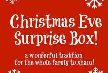 Christmas / by Sharon Hansen