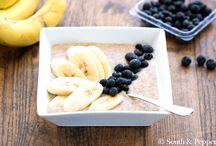 De lekkerste ontbijtrecepten / Ben je op zoek naar inspiratie voor een lekker ontbijt? Bekijk hier alle recepten van gezond tot iets minder gezond, maar altijd lekker!