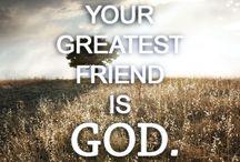 God and Christ Jesus