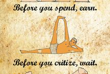 Beautiful Quotes/Life's Lessons/Yoga