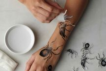 Temporary Tattoo Ideas / Awesome projects for our Temporary Tattoo Paper