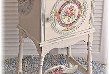 Möbel mosaik