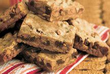 xmas cookies or bars