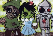 Unusual zombie / by Avraham González
