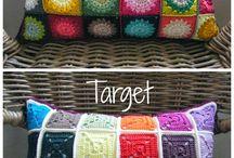 Вязание / Всякие красивые штуковины
