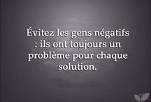 Citation be positive / Citation be positiv