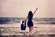 I love to travel / by Alexandra Halalau