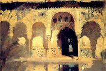 John Singer Sargent / John Singer Sargent oils paintings and watercolours