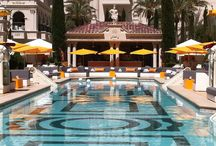 Venus Pool at Caesars Palace Las Vegas / Venus Pool Club is the most well-appointed and exclusive pool experience in Las Vegas, a sophisticated and secluded European-style retreat from the people who brought you PURE Nightclub. Ultra-high end food and beverage choices are available.