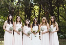Bridesmaids..