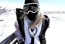 Winter!! / #winter #ski #happy