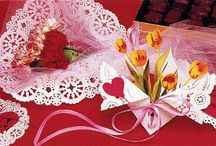 Elegant paper doilies / Use paper to make beautiful things
