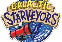Lifeway Galactic Starveyors VBS 2017