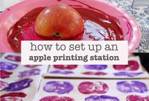 Apples & Fall / by Lisa Robinson Bruner