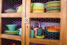 Home Sweet Home: Fiestaware