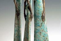 Man & Women ceramic
