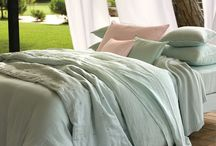 French Bed Linens / Soft and floral and just durable to the very end is what is thing is for French Bedding.  Perfectly arranged are the florals and stripes created in fabulous colorations.