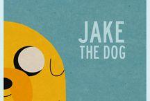 cum sunt personajele din Adventure time