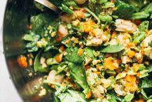 | Saladas |