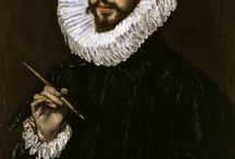 Doménikos Theotokópoulos. El Greco. / The amazing painter. El magnífico pintor.  Conoce más sobre él en 4vium.
