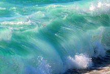 moře, voda