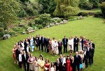 Wedding Party inspiration / wedding party photo inspiration