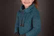 children's knitting and crochet