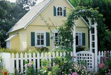Little Yellow Dream House